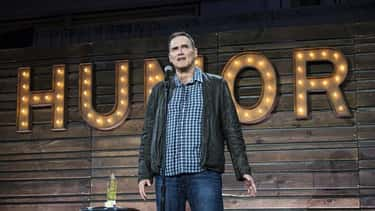 The Moth Joke is listed (or ranked) 1 on the list The Best Norm Macdonald Jokes, Ranked