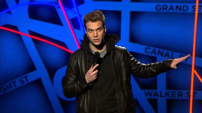 Kid in Africa is listed (or ranked) 3 on the list The Best (Worst) Anthony Jeselnik Jokes, Ranked