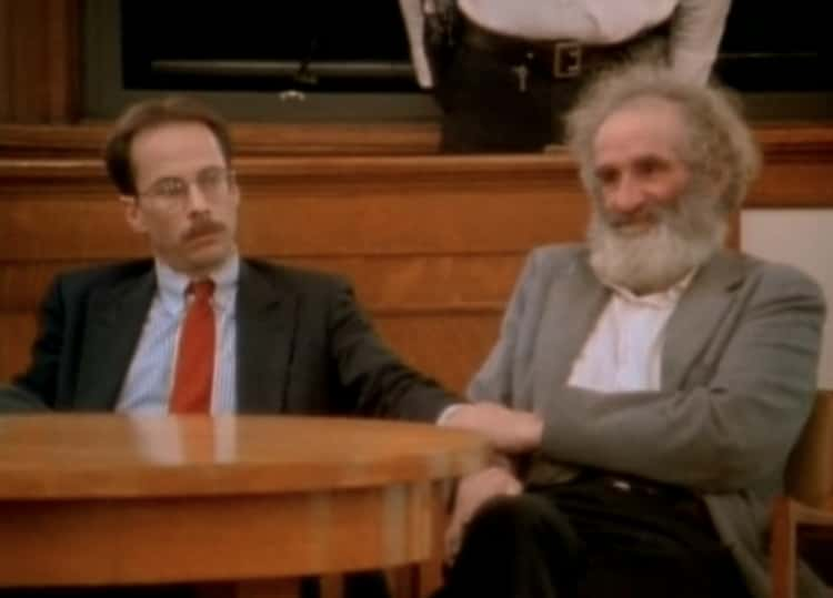Delbert Was Acquitted, But It's Not Clear Whether Or Not He Committed The Crime In Question
