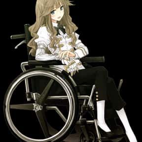 Fiore Forvedge Yggdmillennia is listed (or ranked) 11 on the list The Best Anime Characters Who Use a Wheelchair