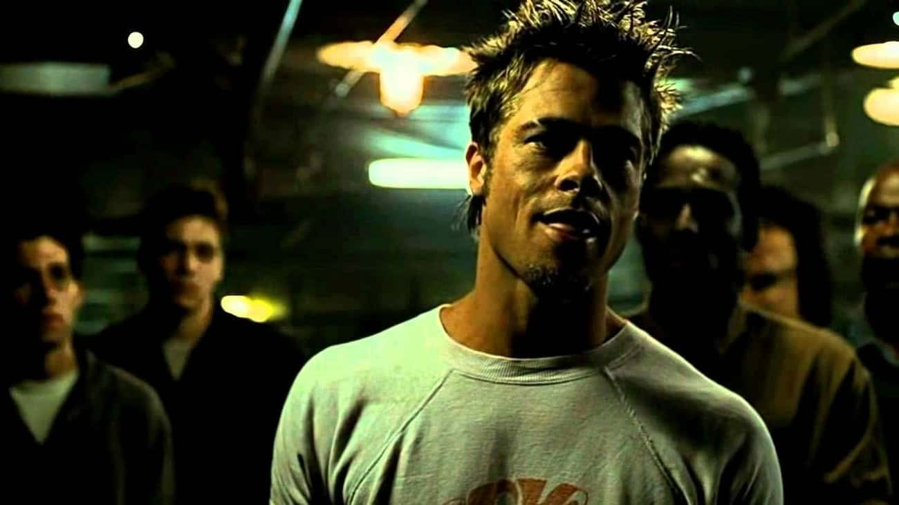 Durden Knows Members Will Break The Fight Club's Rules