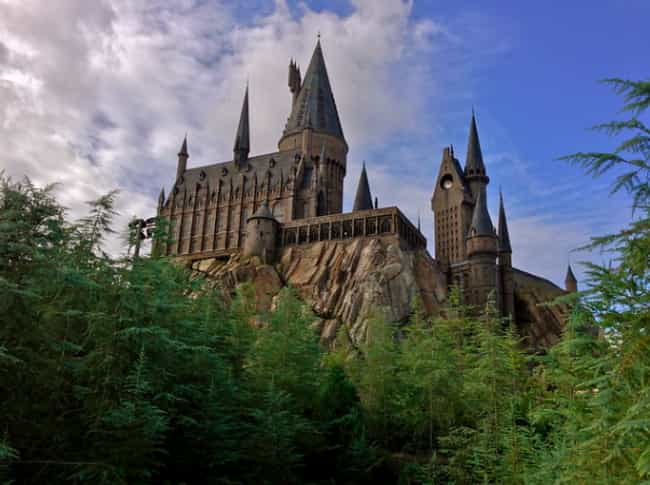 The Special Castle Tour Allows... is listed (or ranked) 3 on the list Wizarding World Of Harry Potter Secrets Revealed By Employees