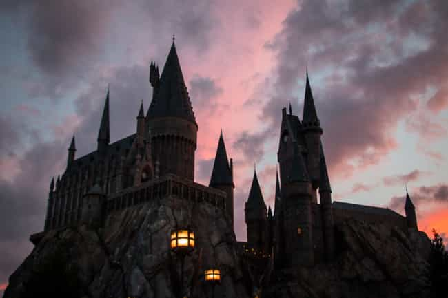 The Parks Use A British Exchan... is listed (or ranked) 2 on the list Wizarding World Of Harry Potter Secrets Revealed By Employees