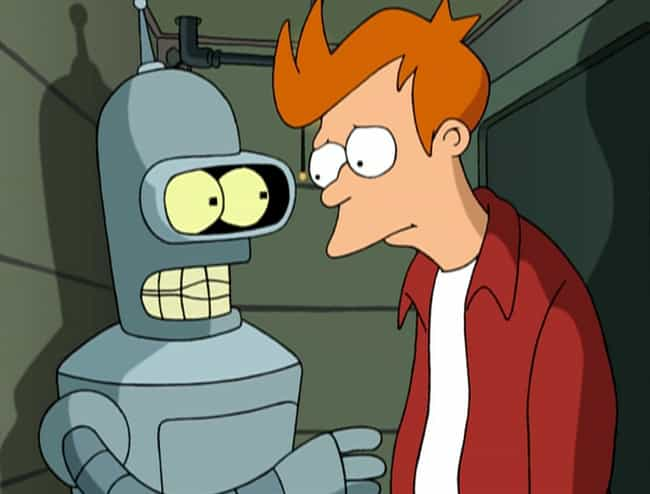 Bender Started Breaking The La... is listed (or ranked) 1 on the list Fan Theories About Bender From 'Futurama'