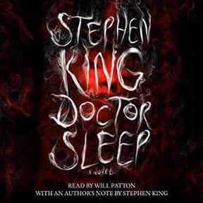 Doctor Sleep: A Novel is listed (or ranked) 4 on the list The Best Stephen King Audiobooks