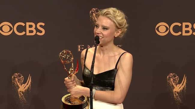 She Has Won Two Emmys For Outs... is listed (or ranked) 3 on the list All The Evidence Kate McKinnon Is An All-Time Great 'SNL' Cast Member
