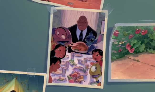 Bubbles Has Captured Wan... is listed (or ranked) 4 on the list 'Lilo & Stitch' Fan Theories That Just Might Be True
