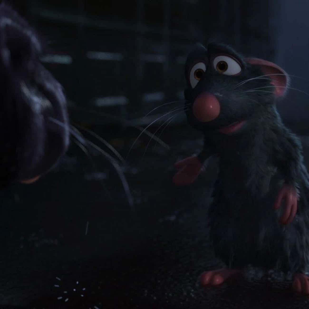 Change Is Nature is listed (or ranked) 2 on the list The Best 'Ratatouille' Quotes