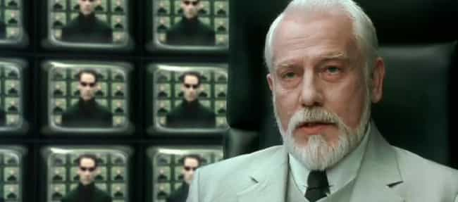 The Architect Dubs Neo An Expe... is listed (or ranked) 4 on the list According To This Theory, The Real World In 'The Matrix' Is Just Another Simulation
