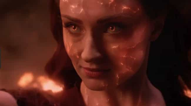 The Entire Finale Had To Be Re... is listed (or ranked) 1 on the list Everything We Know About 'X-Men: Dark Phoenix'
