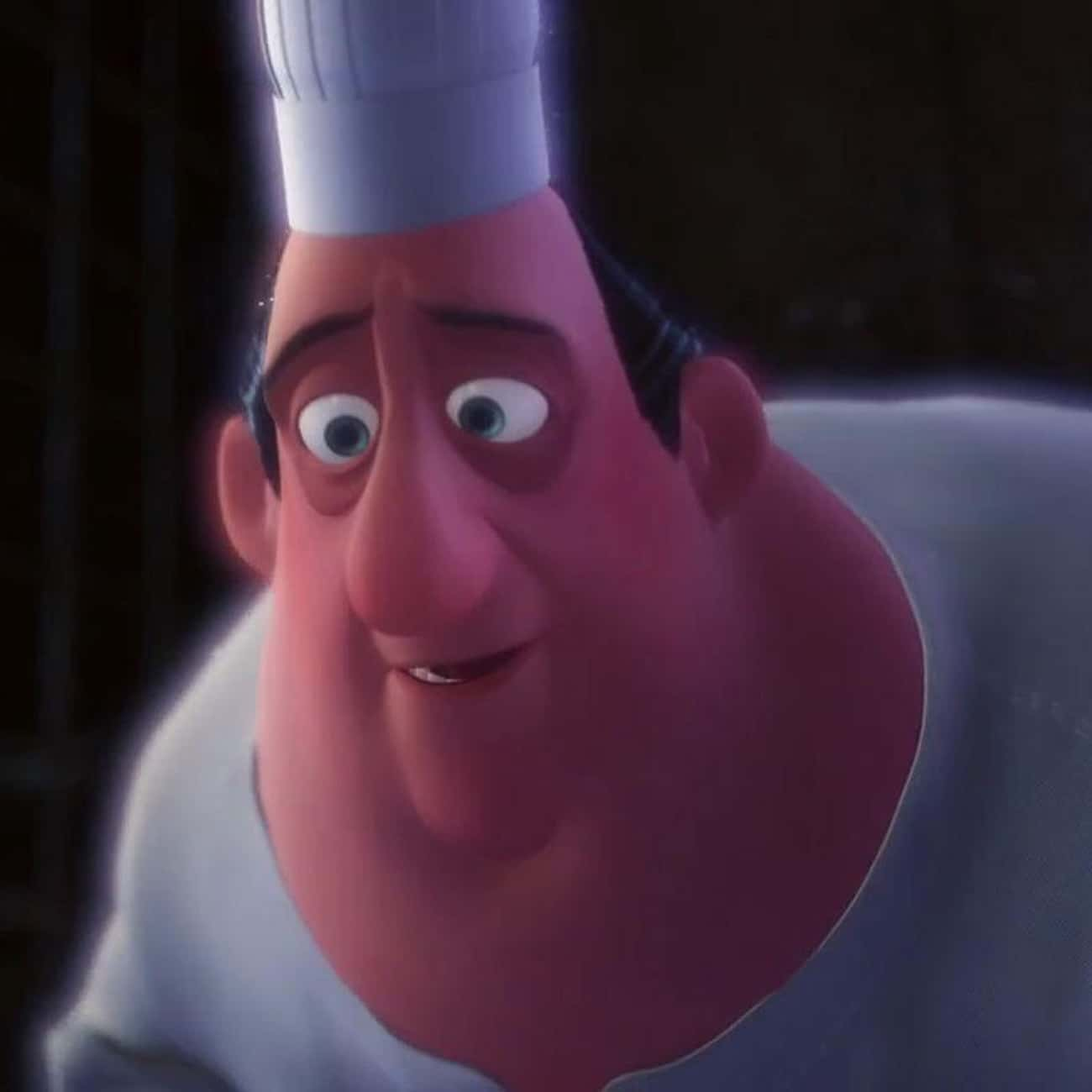 What Lies Ahead is listed (or ranked) 1 on the list The Best 'Ratatouille' Quotes