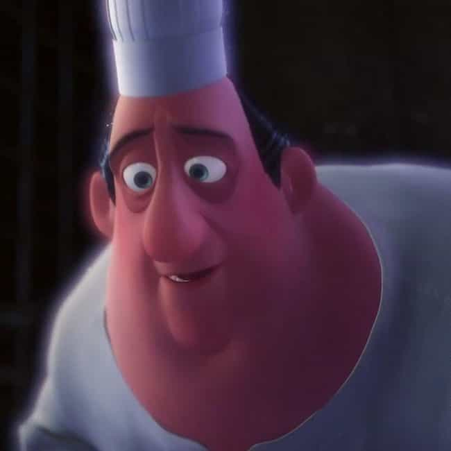 What Lies Ahead is listed (or ranked) 2 on the list The Best 'Ratatouille' Quotes