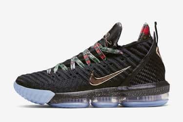 "Nike LeBron 16 ""Watch The Throne"""