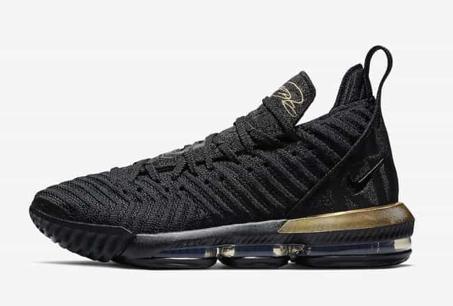 """Nike LeBron 16 """"I'm King"""" is listed (or ranked) 4 on the list The Best LeBron 16 Colorways, Ranked"""