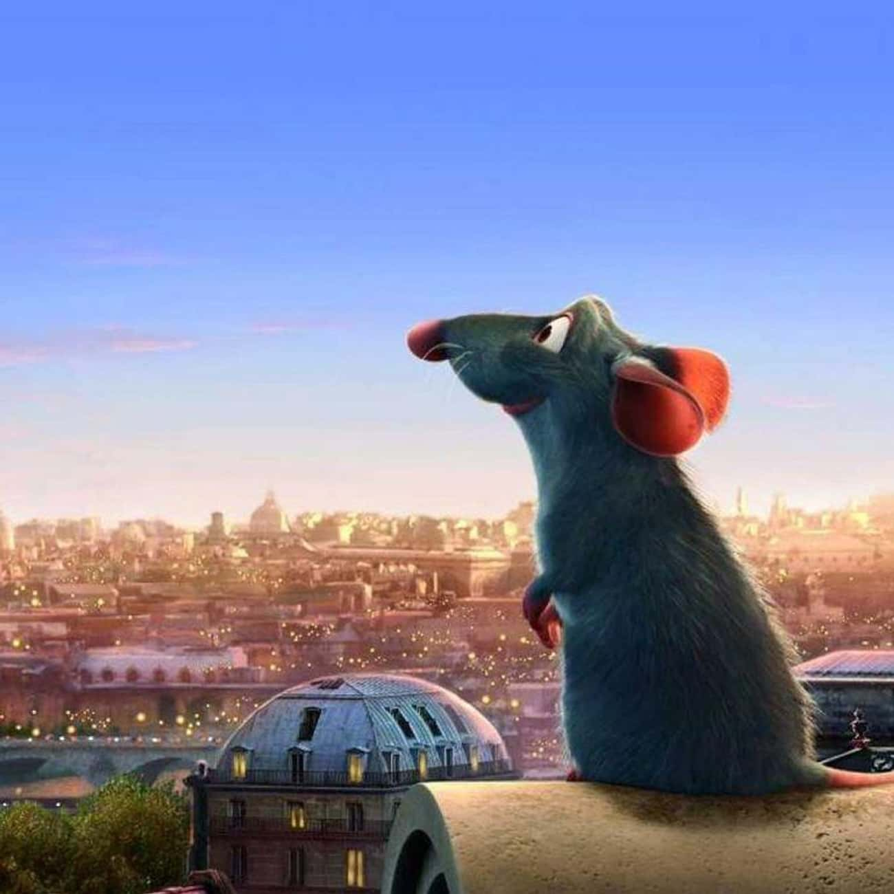 Can Be Great is listed (or ranked) 3 on the list The Best 'Ratatouille' Quotes
