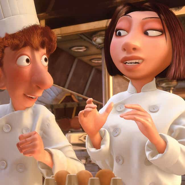 Mark of a Chef is listed (or ranked) 4 on the list The Best 'Ratatouille' Quotes