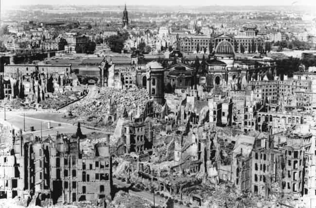 The Bombs Kept Dropping ... is listed (or ranked) 3 on the list The Firebombing Of Dresden: The Brutal Allied Bombings Considered A War Crime Today
