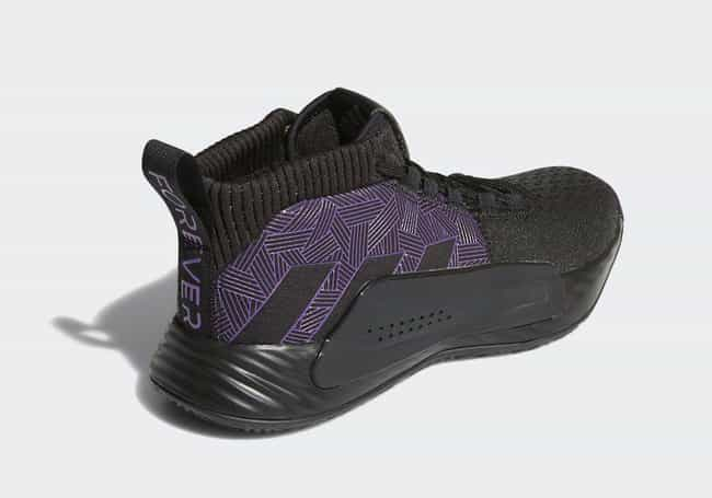 "Marvel x adidas Dame 5 ""... is listed (or ranked) 1 on the list The Best Dame 5 Colorways, Ranked"