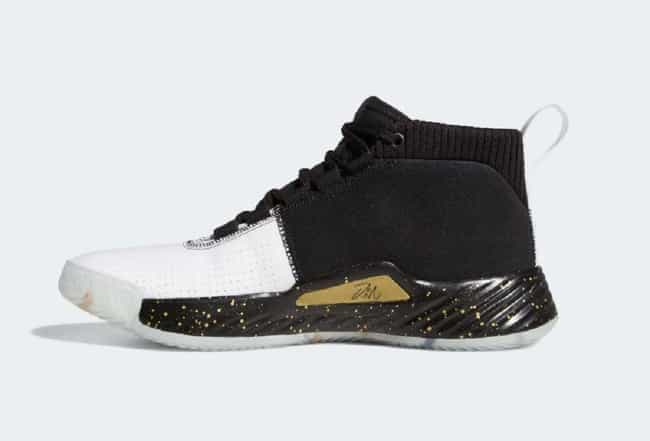 "adidas Dame 5 ""Blac... is listed (or ranked) 3 on the list The Best Dame 5 Colorways, Ranked"
