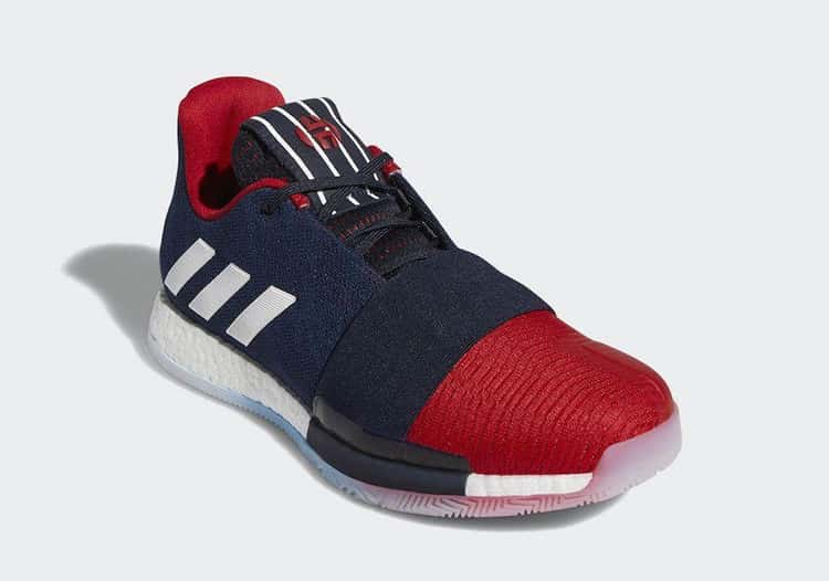 """adidas Harden Vol. 3 """"Mid 90s Rockets"""""""