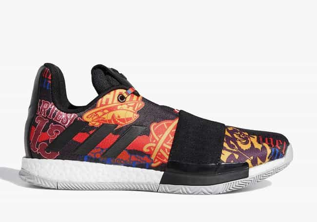 adidas Harden Vol. 3 &qu... is listed (or ranked) 4 on the list The Best Harden Vol. 3 Colorways, Ranked