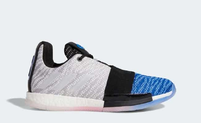 """adidas Harden Vol. 3 """"League M... is listed (or ranked) 4 on the list The Best Harden Vol. 3 Colorways, Ranked"""