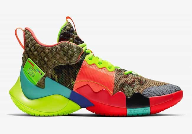"""Jordan Why Not Zer0.2 """"All-Sta... is listed (or ranked) 1 on the list The Best Jordan """"Why Not?"""" Zer0.2 Colorways, Ranked"""