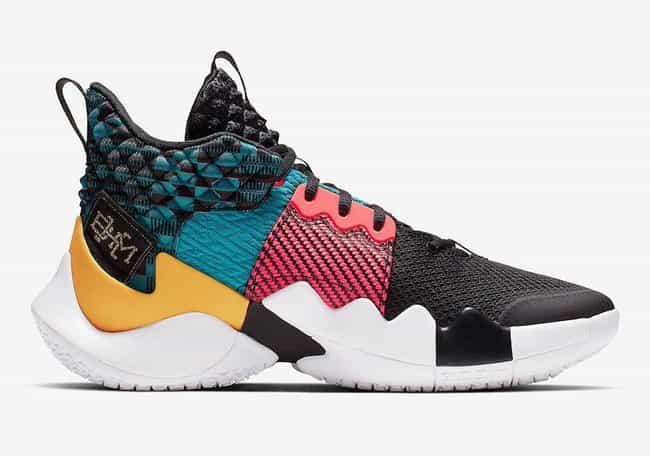 """Jordan Why Not Zer0.2 """"Black H... is listed (or ranked) 2 on the list The Best Jordan """"Why Not?"""" Zer0.2 Colorways, Ranked"""