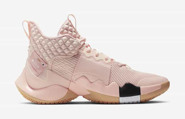 """Jordan Why Not Zer0.2 """"Cotton ... is listed (or ranked) 3 on the list The Best Jordan """"Why Not?"""" Zer0.2 Colorways, Ranked"""
