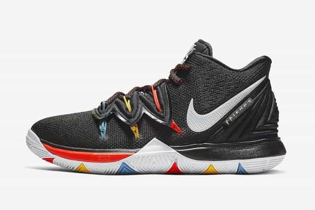 "Nike Kyrie 5 ""Friends"" ... is listed (or ranked) 1 on the list The Best Kyrie 5 Colorways, Ranked"