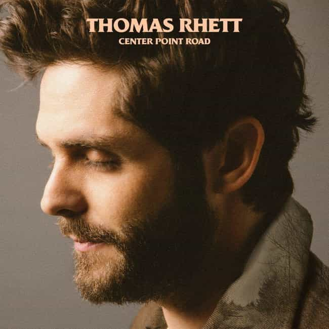 Center Point Road is listed (or ranked) 3 on the list The Best Thomas Rhett Albums, Ranked