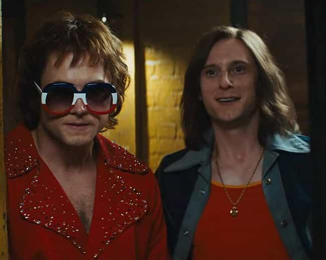 Always Will is listed (or ranked) 4 on the list The Best Quotes to Remember from 'Rocketman'