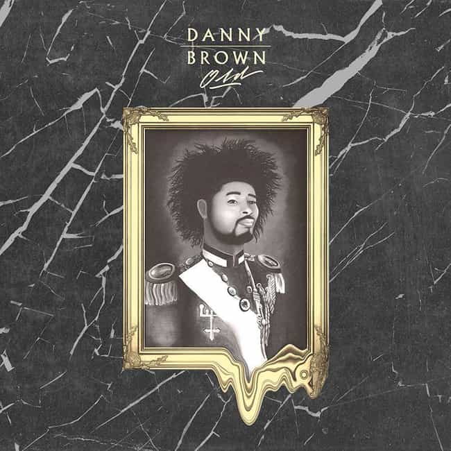 Old is listed (or ranked) 3 on the list The Best Danny Brown Albums, Ranked