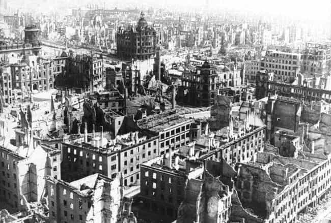 Terrified Citizens Fled ... is listed (or ranked) 4 on the list The Firebombing Of Dresden: The Brutal Allied Bombings Considered A War Crime Today