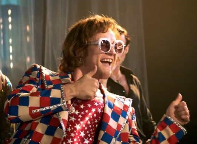I'm Gay is listed (or ranked) 2 on the list The Best Quotes to Remember from 'Rocketman'