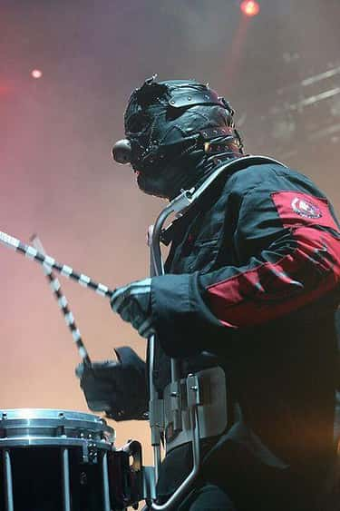 Before Slipknot Was Signed, His Mom Called Him 'Kong' Because Of How He Played His Drums