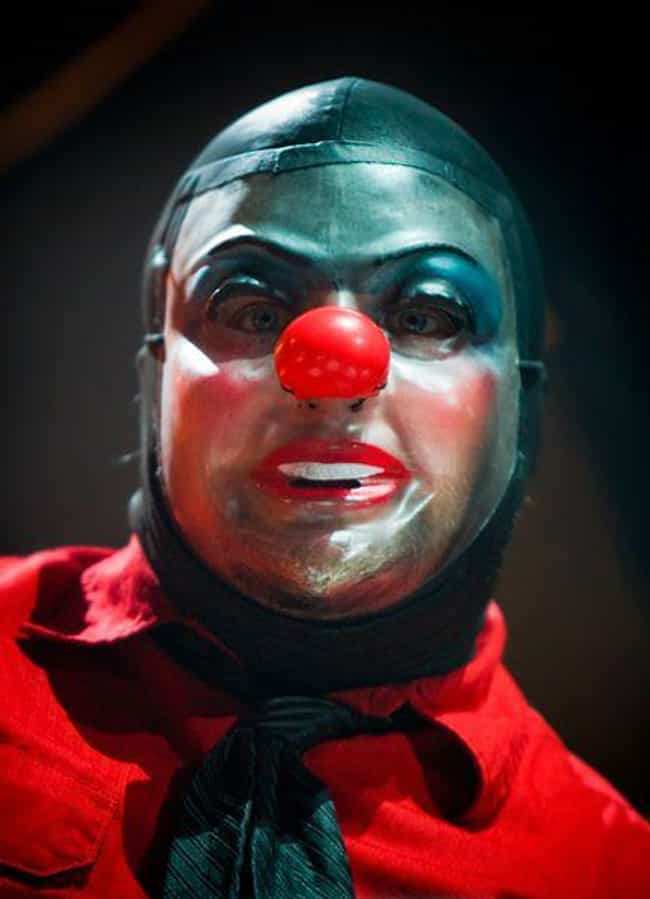 He Always Knew He Wanted To Be... is listed (or ranked) 4 on the list Facts About Slipknot's Shawn 'Clown' Crahan