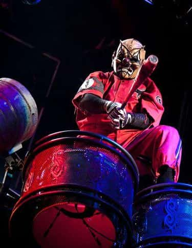 In Slipknot's Early Days, He B is listed (or ranked) 1 on the list Facts About Slipknot's Shawn 'Clown' Crahan