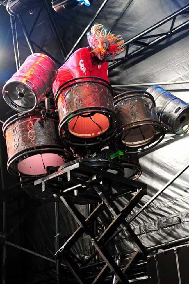 He Has Had His Original Clown ... is listed (or ranked) 3 on the list Facts About Slipknot's Shawn 'Clown' Crahan