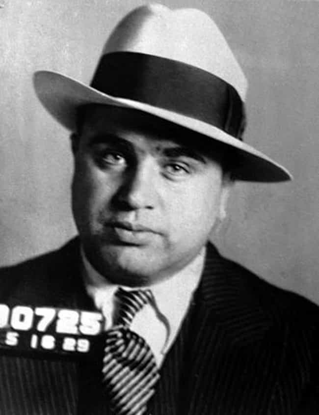Al Capone: Secret Spaghe... is listed (or ranked) 1 on the list History's Most Notorious Gangsters' Favorite Recipes