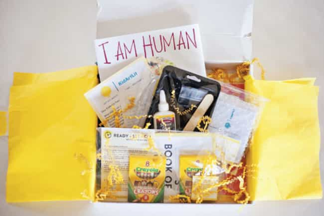 KidArtLit is listed (or ranked) 4 on the list The Best Subscription Boxes for Fathers