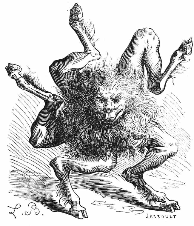 Locals Quickly Attributed The ... is listed (or ranked) 4 on the list The Strange Phenomenon Of 'The Devil's Footprints' That Stumped England In 1855