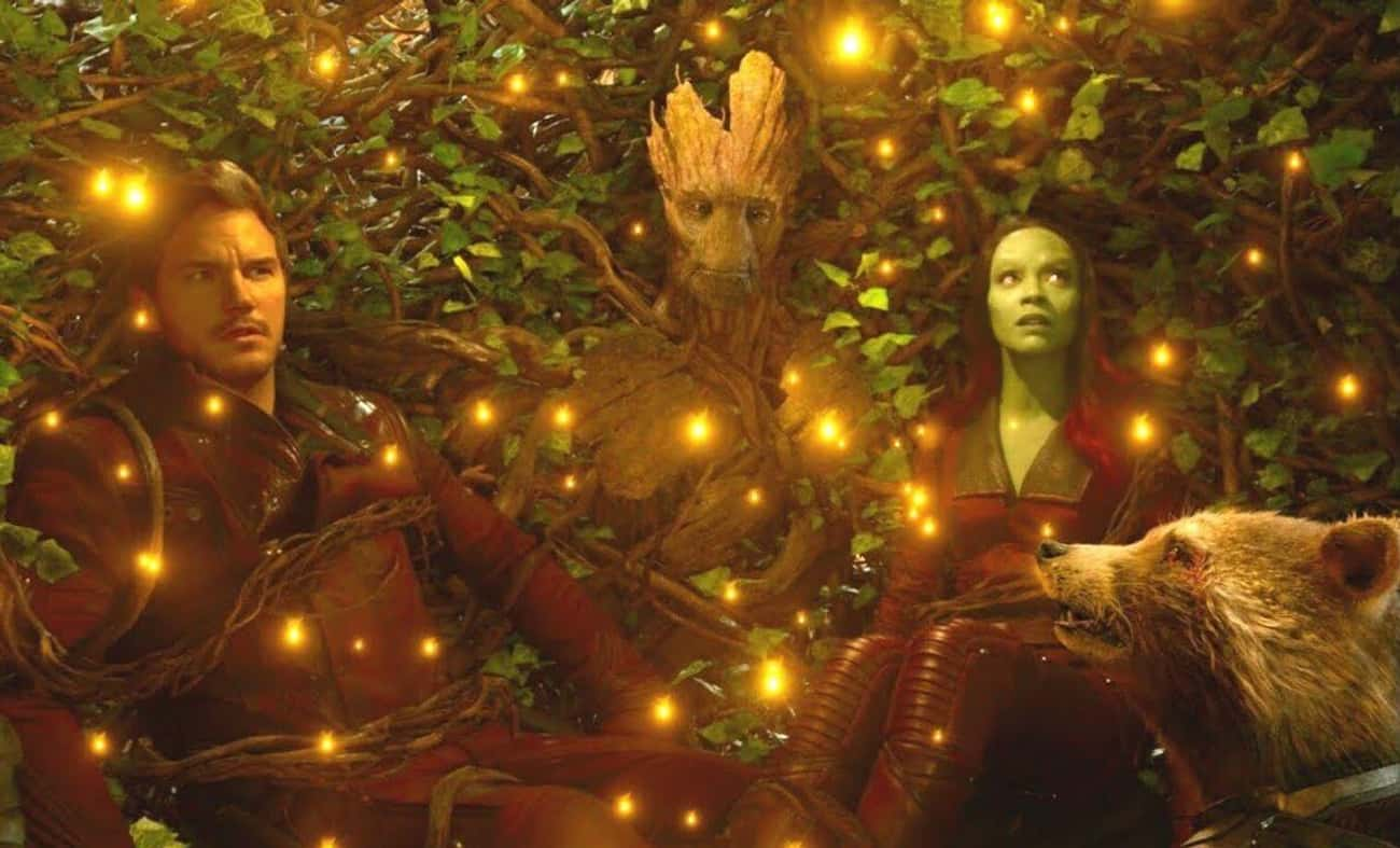 'We Are Groot' is listed (or ranked) 4 on the list The Most Selfless Acts Of Heroism In The MCU, Ranked