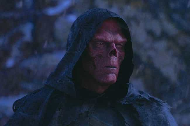 The Red Skull Appears On Vormi... is listed (or ranked) 3 on the list The Most Shocking Reveals In The Marvel Cinematic Universe, Ranked