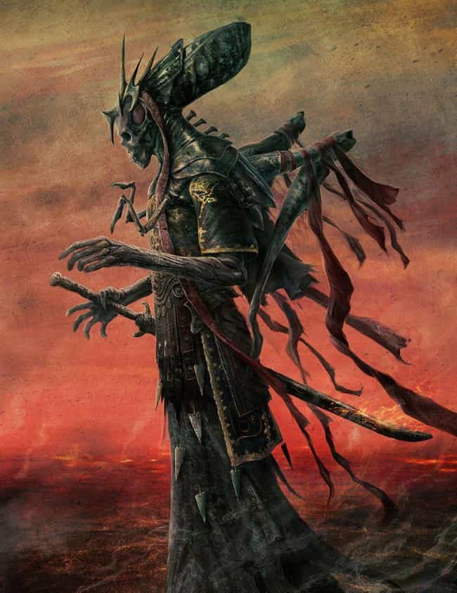 Abaddon is listed (or ranked) 4 on the list The Creepiest Modern Reimaginings Of Hell, Satan, And Demons