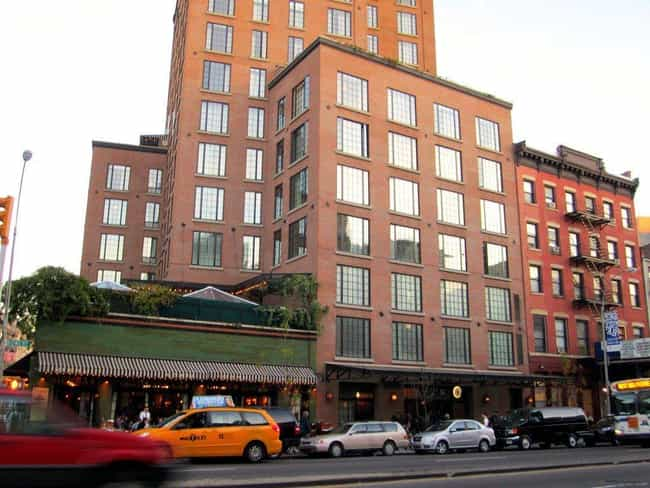 The Bowery Hotel May Be The Mo... is listed (or ranked) 2 on the list Creepy Haunted Hotels In New York City