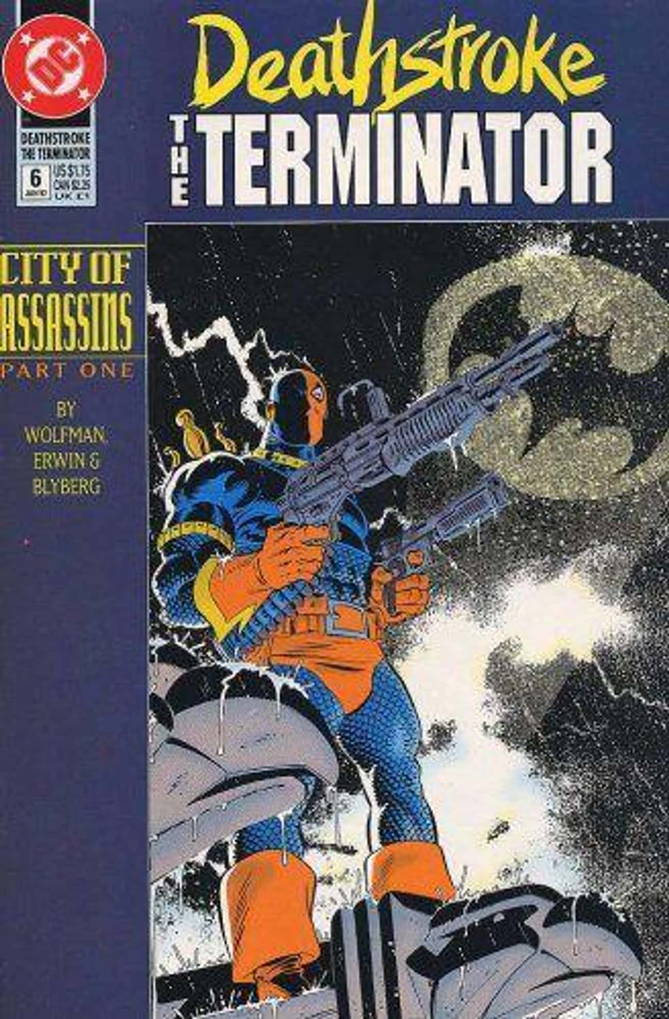 City of Assassins is listed (or ranked) 3 on the list The Best Deathstroke Storylines To Get To Know Slade Wilson