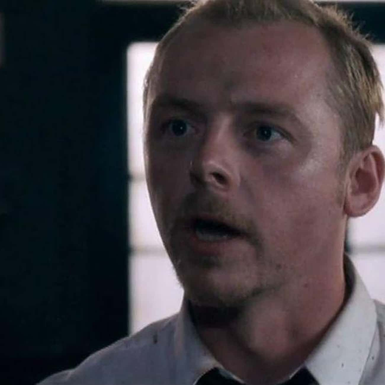 Thanks, Babe is listed (or ranked) 3 on the list The Funniest Quotes From 'Shaun of the Dead'