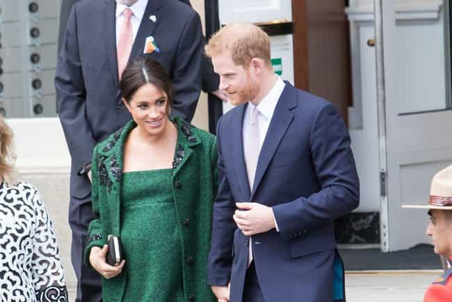 Pregnancies Aren't Announced U... is listed (or ranked) 1 on the list All The Rules And Procedures You Never Realized British Royals Must Go Through During A Royal Birth