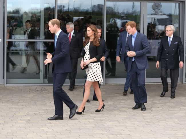 Pregnant Royals Must Keep Thei... is listed (or ranked) 3 on the list All The Rules And Procedures You Never Realized British Royals Must Go Through During A Royal Birth